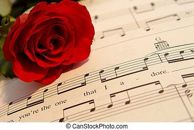 romansowy śpiew