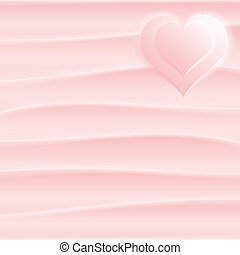Romantic background - Smooth silk textile background for...