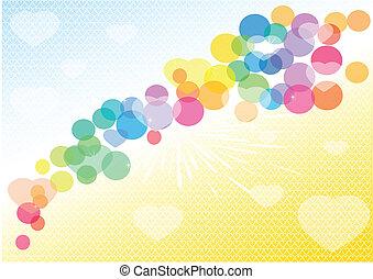 Romantic bubbles