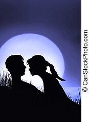 Romantic Couple - couple in love