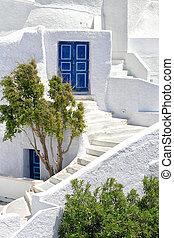 romantic holidays - Santorini resorts Greece