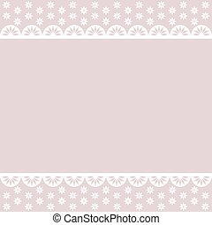 Romantic lilac vector background