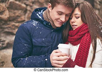 Romantic minute