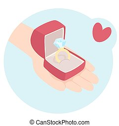 Romantic Valentines gift
