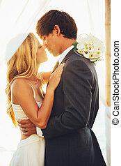 romantikus, esküvő párosít