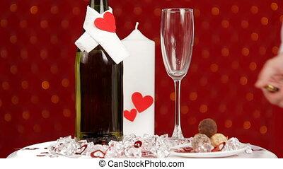 romantique, humeur