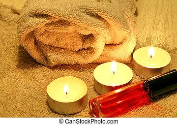 romantique, massages