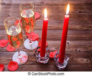 rose tisch romantische einladend kerzen romantische einladend kerzen rose tisch. Black Bedroom Furniture Sets. Home Design Ideas