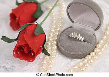romantyk, obietnica, 1