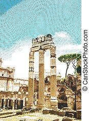 romare fördärvar, forum