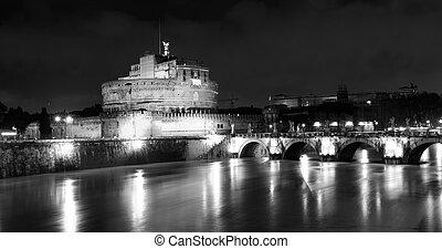Rome by night. Italy