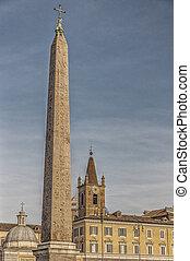 Rome Piazza del Popolo 01