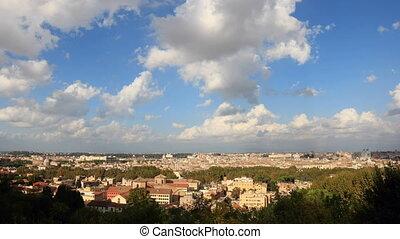 Rome Time lapse