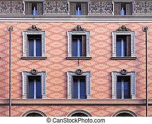 Rome windows