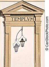 romein, deur, bijzonder
