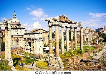 romersk forum