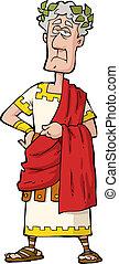 romersk, kejsare