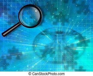 rompecabezas, salud, investigar