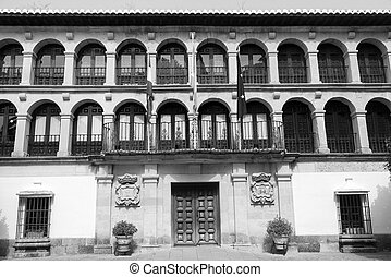 Ronda (Andalucia): town hall