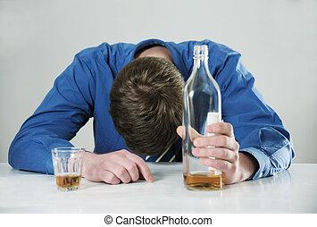rongálás, alkohol