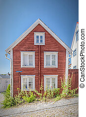 Ronneby Traditional Wooden House