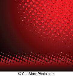 rood, abstract, achtergrond