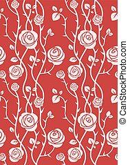 rood, floral model