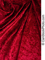 rood, fluweel, achtergrond