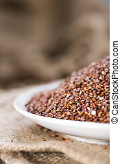 rood, quinoa