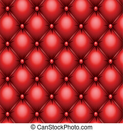 rood, upholstery, textuur