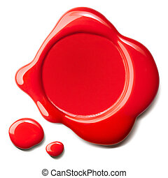 rood, wasverbinding