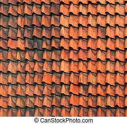 Roof brick