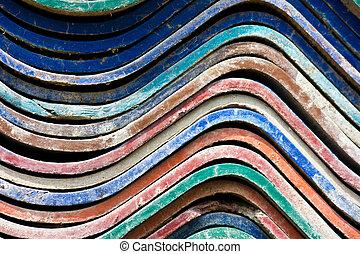 Roof Shingles Wood Shingle Texture