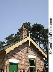 roof edging detail
