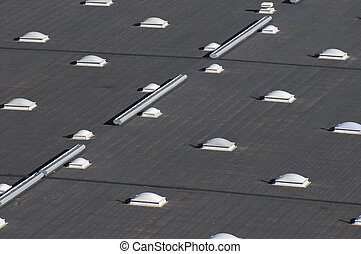roof of a factory