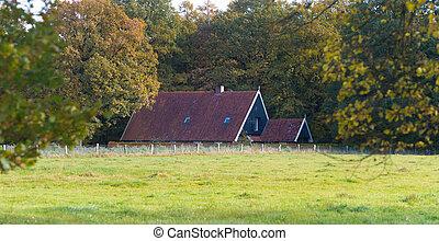 roof of farmershouse
