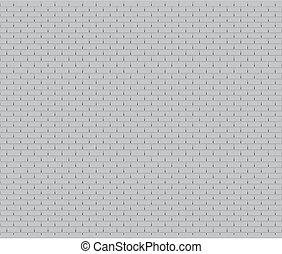 Roof shingle pattern - Vector roof shingle pattern. ...
