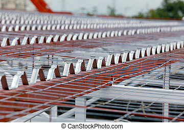 roof steel construction