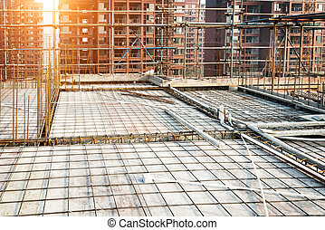 Roof structure, construct ion