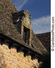 Roof, window