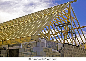 Roofing 2 - Roof framework