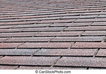 roofing, schindeln