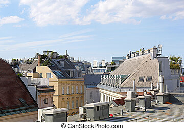 Roofs Vienna