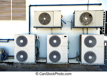 Rooftop Air Handling Units