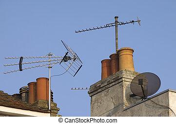 Rooftop clutter