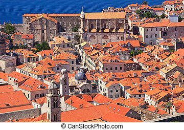 Rooftops of Dubrovnik
