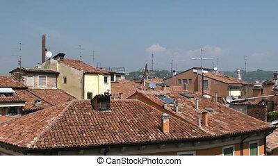 Rooftops of Verona