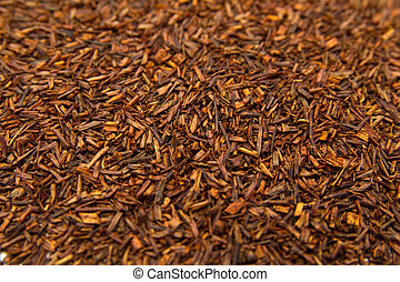 Rooibos tea - Fermented Rooibos or redbush tea leaves...