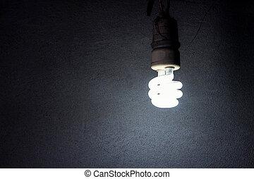 room., 電球, 古い, ライト