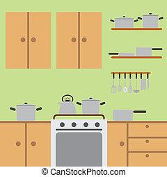 room., cocina